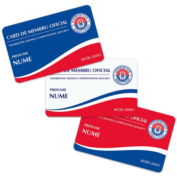Card de membru