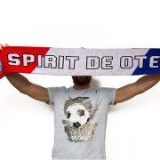 """Fular """"Spirit de oțel"""""""