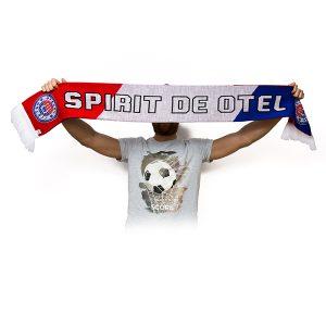 """Fular """"Spirit de oţel"""""""