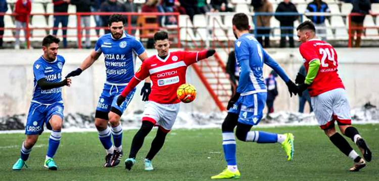 Cristian Bahnasu, in duel cu 3 faristi
