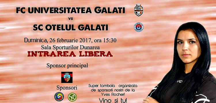 SC Otelul - Universitatea Galati